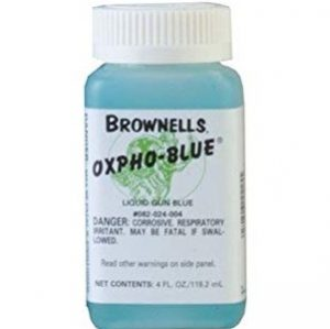 Oxpho-Blue Professional Grade Cold Blue kit
